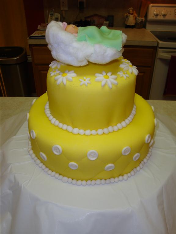 marissa 39 s baby shower cake