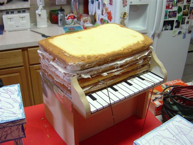 Jayne S Elmo Cake