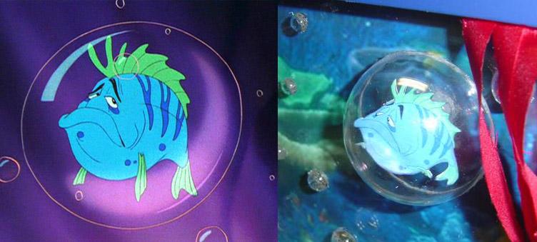 Sydney 39 s little mermaid cake for Little mermaid fish