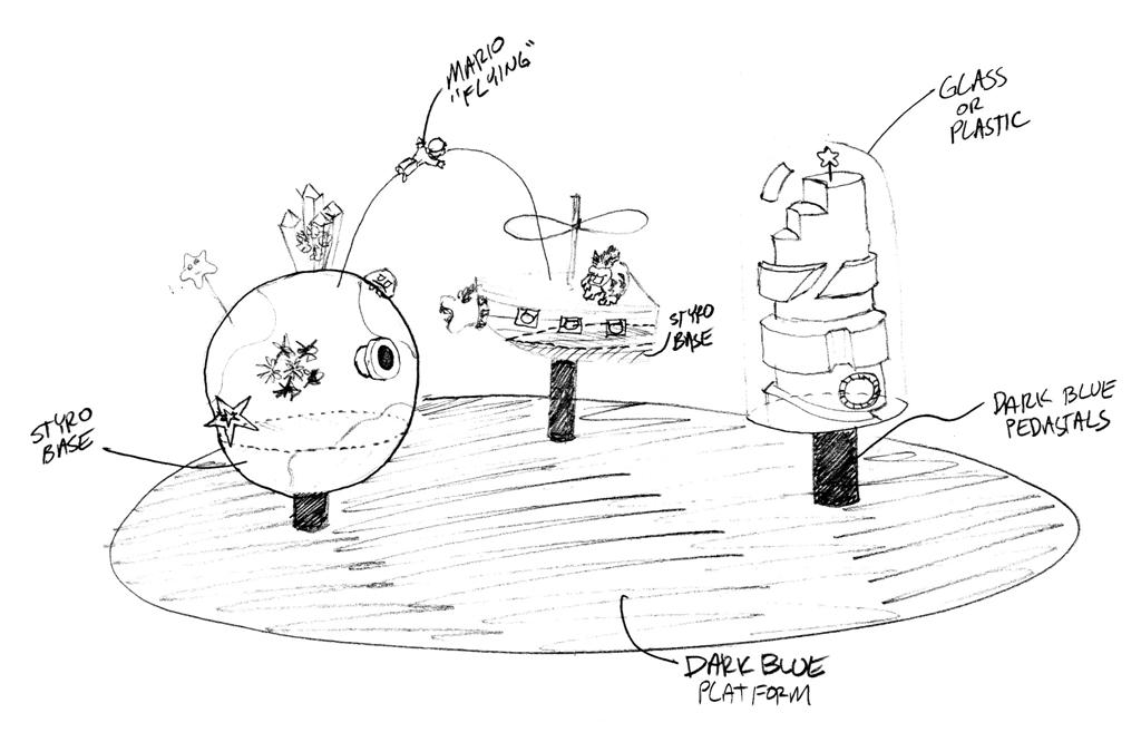 scale drawings of planets - photo #42